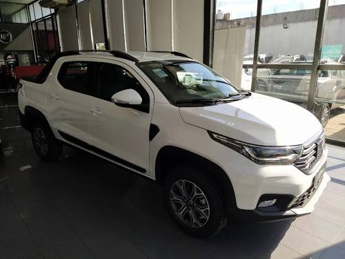 Fiat Strada 1.3 Financiada Anticipo $180.000 Y Cuotas N-