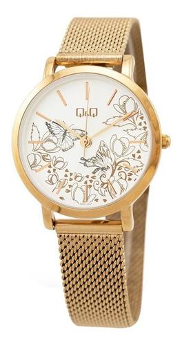 Reloj Mujer Q&q Qa21-041 Analogo By Citizen / Lhua Store