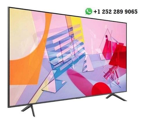 Imagen 1 de 1 de  Samsung 50  Class Q60t Qled 4k Uhd Hdr Smart Tv (2020)