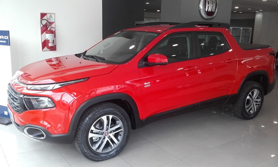Plan Gobierno 0km Fiat Toro Retira $120.000 Tomo Usados P-