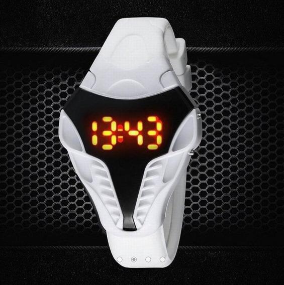 Reloj Led Snakehead Cobra Unisex Original