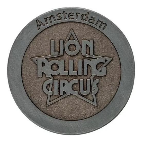Picador Grinder Amsterdam 3 Partes Lion Aluminio Grow
