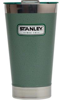 Vaso Con Destapador Verde 473ml Stanley