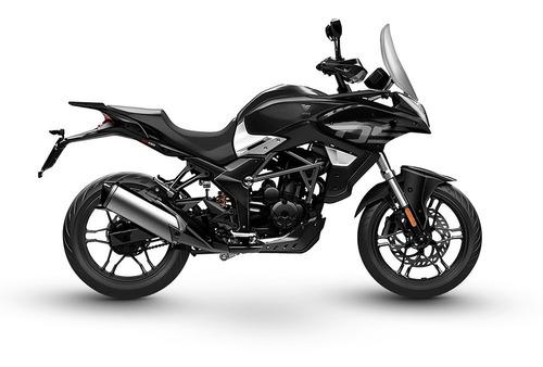 Moto Voge 300 Ds 0km 2021 Negra