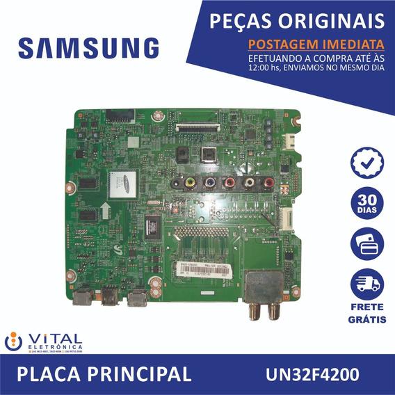 Placa Principal Tv Samsung Un32f4200
