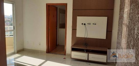 Apartamento Com 1 Dormitório Para Alugar, 47 M² Por R$ 850,00/mês - Jardim Santa Rosa - Nova Odessa/sp - Ap7076