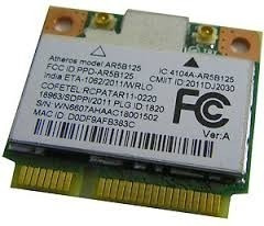 ATHEROS AR5B125 DOWNLOAD DRIVER