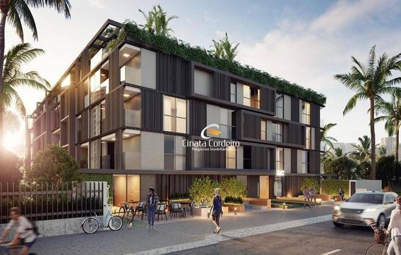 Loft Com 1 Dormitório À Venda, 33 M² Por R$ 302.310 - Cabo Branco - João Pessoa/pb - Lf0001