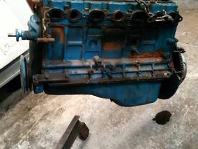 Motor De Chevrolet Apache 61 Block Rajado , Sirve Todo