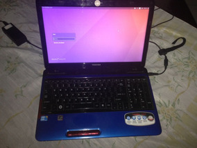 Notebook Toshiba L655