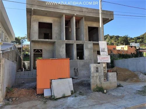 Imagem 1 de 1 de Sobrado Novo, Jardim Maristela, Atibaia, 3 Dormitórios Sendo 1 Suite... - Ca01291 - 69395647