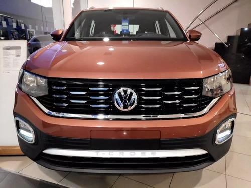Volkswagen Tcross Comfortline 0km Automática 2021 Vw T Cross