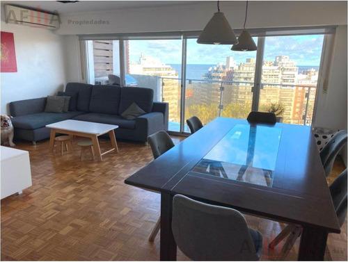 Venta De Apartamento De Dos Dormitorios Penthouse En Punta Carretas Montevideo