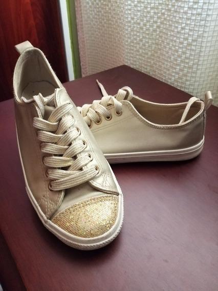 Zapatos Sneaker Tipo Converse