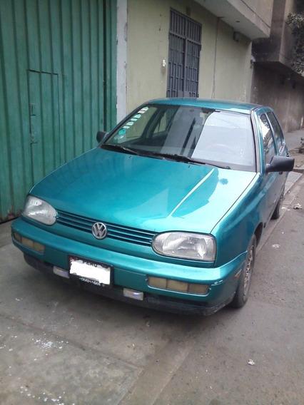 Volkswagen Golf Motor 1.8 1993 5 Puertas Mecánico