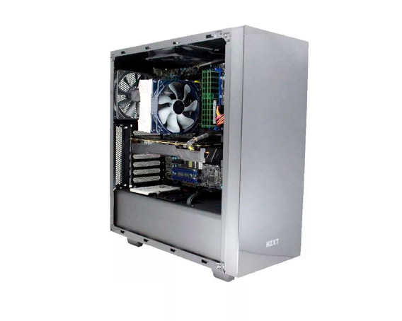 Workstation Xtreme Xeon E52697v3, 32gb Ddr4, Rtx2070 Com Ssd