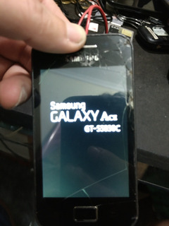 Lote 2 Celulares Samsung Ace Gt S5830c 3 12/18 Ler Descrição