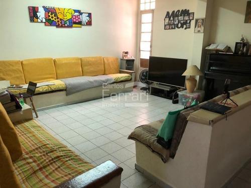 Imagem 1 de 15 de Casa Na Vila Romana - 04 Dorms - Amplos - Excelente Local- Agua Branca - Cf34922
