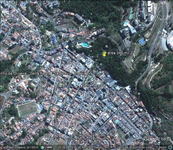 Área Residencial À Venda, Centro, Serra Negra - Ar0064. - Ar0238