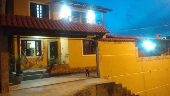 Casa Em Fonseca, Niterói/rj De 169m² 5 Quartos À Venda Por R$ 450.000,00 - Ca251581