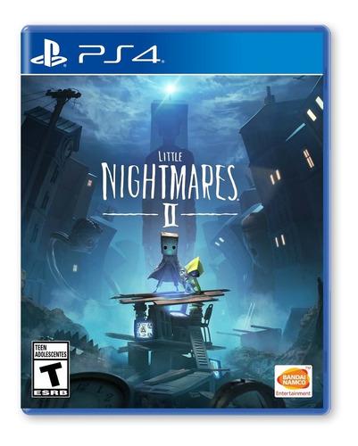 Little Nightmares 2 - Playstation 4