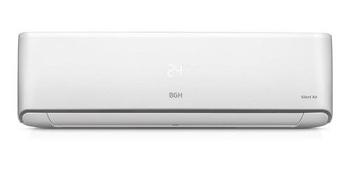 Imagen 1 de 3 de Aire acondicionado BGH Silent Air split frío/calor 6794 frigorías blanco 220V BS80WCQ