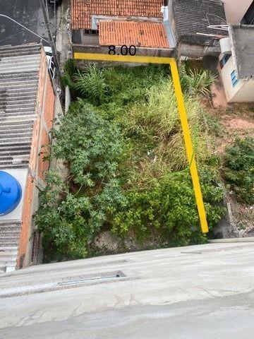 Imagem 1 de 3 de Terreno À Venda, 112 M² Por R$ 165.000 - Vila Nova - Barueri/sp - Te0651