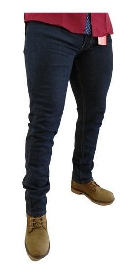 Pantalón Skinny Slim Fit De Mezclilla Para Caballero