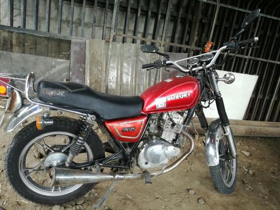 Suzuki Gn 125 Del 2007