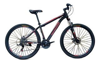 Bicicicleta Roadmaster Hurricane 29 Shimano Revoshift 21vel