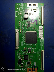 Placa T-con Da Tv Lg 43uh6100