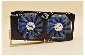 Placa De Vídeo His Rx 580 Iceq X 4gb - Importado