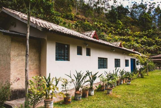 Chácara Com 6 Dormitórios À Venda, 157500 M² Por R$ 5.500.000 - Turvo - São José Dos Campos/sp - Ch0056