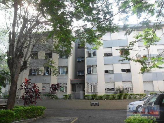 Apartamento Com 2 Dormitórios À Venda, 54 M² Por R$ 175.000,00 - Cristal - Porto Alegre/rs - Ap0518