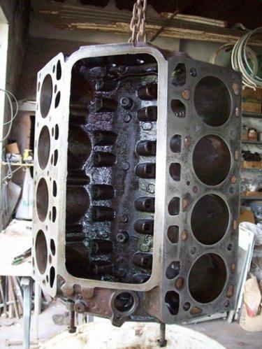 Motor Ford V8 Face 2 Con 04