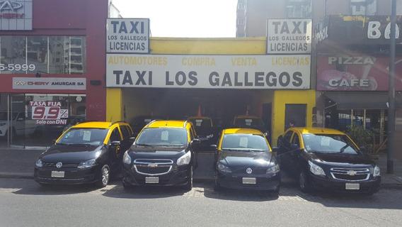 Taxis Y Licencias - Los Gallegos - Armamos Su Auto A Taxi -