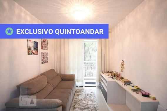 Apartamento No 2º Andar Mobiliado Com 1 Dormitório E 1 Garagem - Id: 892988184 - 288184