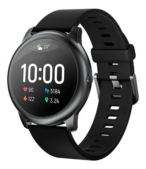 Smartwatch Haylou Solar Ls05 30 Monitor De Sono Dias Bateria