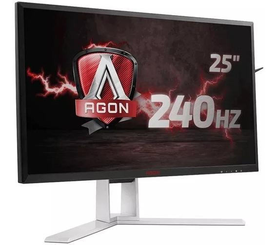 Monitor Aoc Agon 24,5 Fhd 240hz 0,5ms Ag251fz2