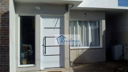 Casa Com 2 Dormitórios À Venda, 62 M² Por R$ 450.000,00 - Jardim Residencial Veneza - Indaiatuba/sp - Ca0693