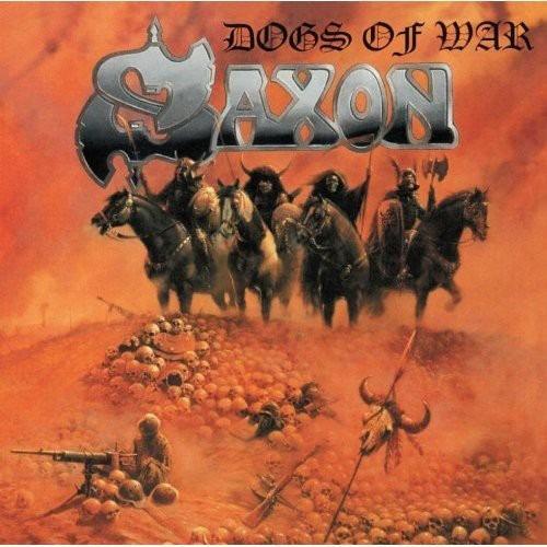 Saxon Dogs Of War Cd Import