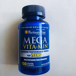 Vitaminas Adolescentes Teens Multivitaminas Originales Bz0