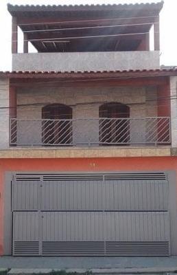 Sobrado Residencial À Venda, Vila São João, Guarulhos - So0048. - So0048