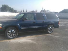 Chevrolet Suburban M Piel Aac At 2001