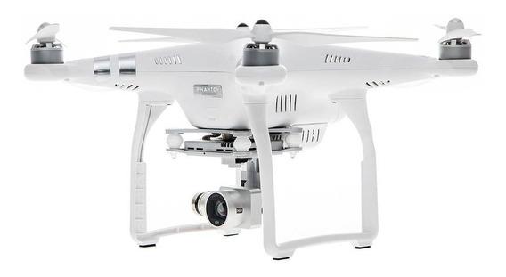 Drone Dji Phantom 3 Advanced (atualizado-calibrado) N.f.e
