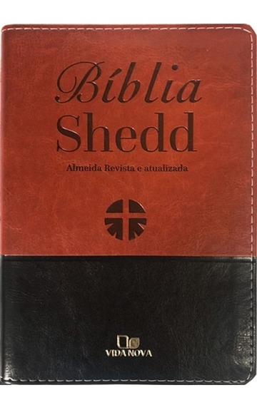 Bíblia Shedd De Estudo Luxo
