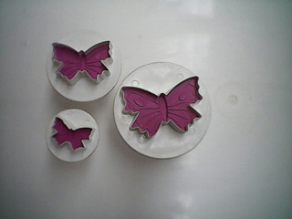 Marcadores De Mariposa Para Fondant