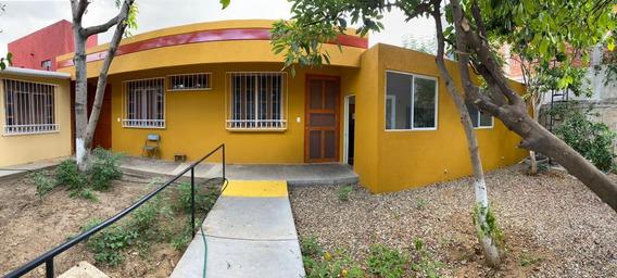 Se Renta Casa En Jesus Nazareno, Santa Cruz Xoxocotlan, Oaxaca, Oax.