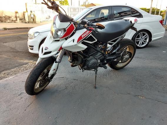 Ducati Hipermotard 796cc Linda Impecavel Baixa Km