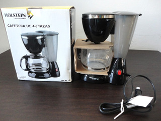 Cafetera Cafetera De 6 Tazas Holstein Nueva